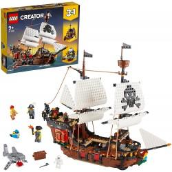 LEGO 31109 GALEONE DEI PIRATI