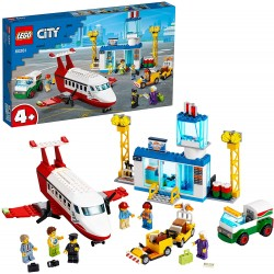 LEGO CITY 60261 AEROPORTO...
