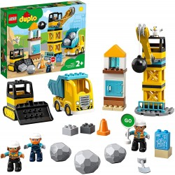 LEGO DUPLO 10932 CANTIERE...