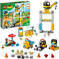 LEGO DUPLO 10933 CANTIERE...