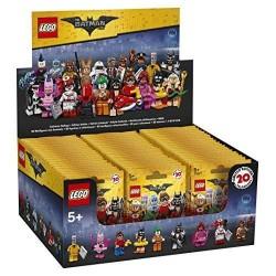 MINIFIGURES THE LEGO BATMAN...