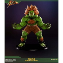 Street Fighter: Blanka 1:4...