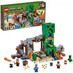 LEGO MINECRAFT 21155 LA...