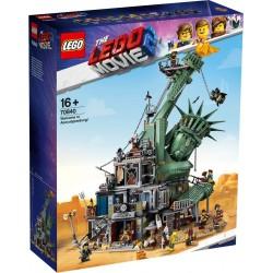 LEGO MOVIE 70840BENVENUTO...