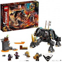 LEGO NINJAGO 71719 CREATURA...