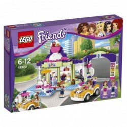 Lego Friends, La yogurteria...