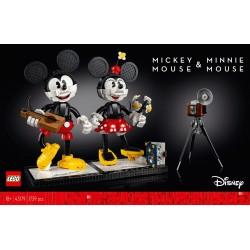 LEGO 43179 MICKEY MOUSE E...