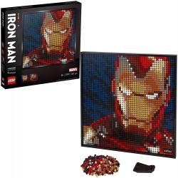 LEGO ART 31199 MARVEL...
