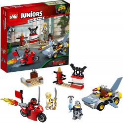 LEGO NUNIOR NINJAGO 10739...