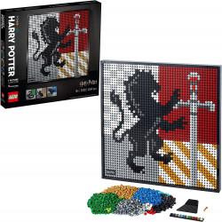 LEGO ART 31201 HARRY POTTER...