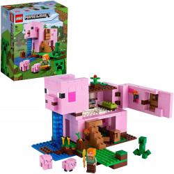 LEGO MINECRAFT 21170 LA PIG...