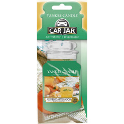 ALFRESCO AFTERNOON – CAR JAR