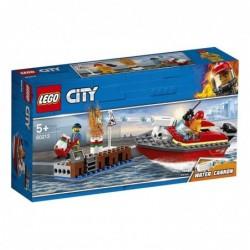 LEGO CITY 60213 INCENDIO AL...