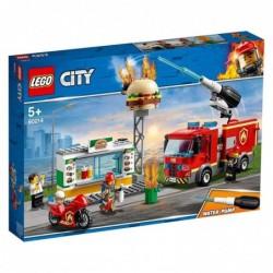 LEGO CITY 60214 FIAMME AL...