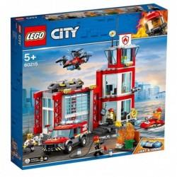 LEGO CITY 60215 CASERMA DEI...