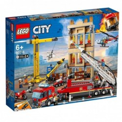 LEGO CITY 60216 MISSIONE...