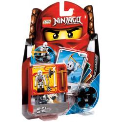 LEGO NINJAGO 2115 BONEZAI