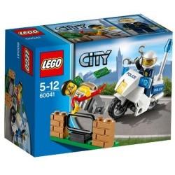 LEGO City Police 60041 -...