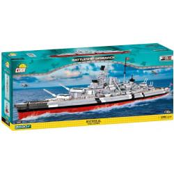 COBI 4819 Battleship Bismarck