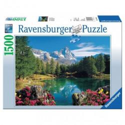 Puzzle Lago Alpino con...