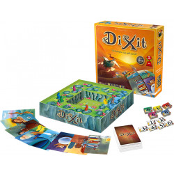 ASMODEE 8016 DIXIT GIOCO IN...