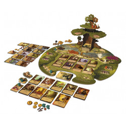 ASMODEE 8192 EVERDELL...