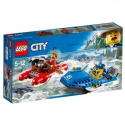 FUGA SUL FIUME - LEGO 60176
