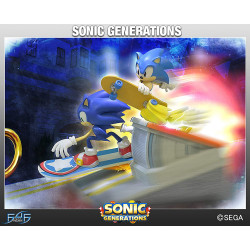 First For Figures Sonic...
