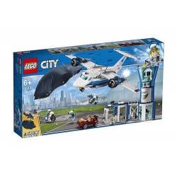 LEGO CITY 60210 BASE DELLA...