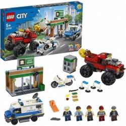 LEGO CITY 60245 RAPINA SUL...