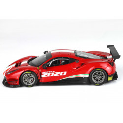 Ferrari 488 GT3 2020 Rosso...