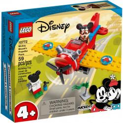 l'aereo a elica di topolino...