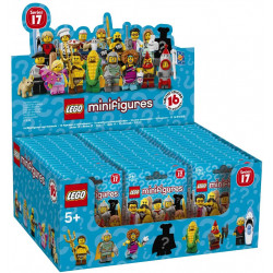 MINIFIGURES SERIE 17 - LEGO...