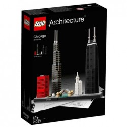LEGO ARCHITECTURE 21033...