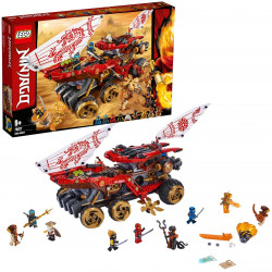 LEGO NINJAGO 70677 BOUNTY...