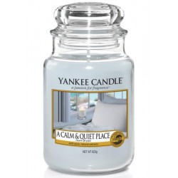 YANKEE CANDLE A CALM &...