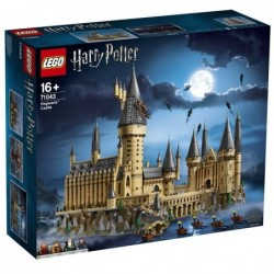 LEGO HARRY POTTER CASTELLO...