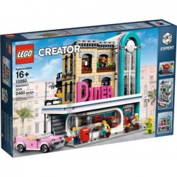 LEGO CREATOR DOWNTOWN DINER...