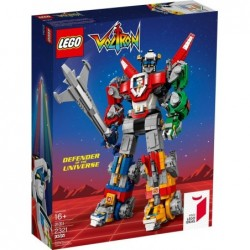 VOLTRON - LEGO 21311