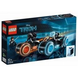 TRON: LEGACY - LEGO 21314