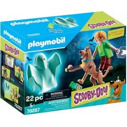 PLAYMOBIL 70287 SCOOBY-DOO!...