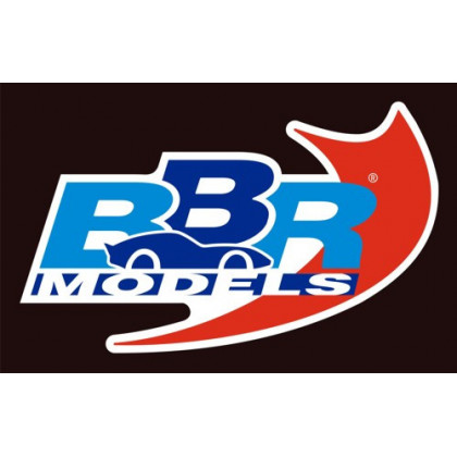 BBR EXCLUSIVES MODEL CARS
